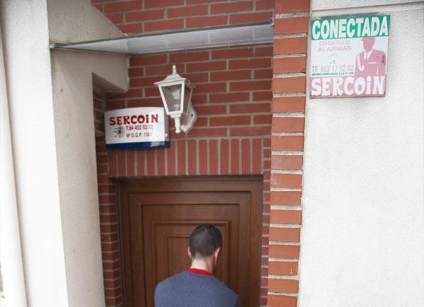 Central de alarmas para domicilios y particulares
