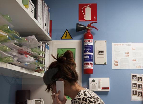 Extintores de CO2 para empresas