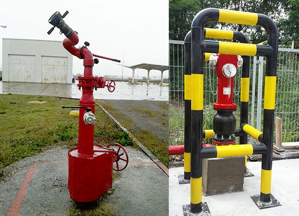 Hidrantes para empresas
