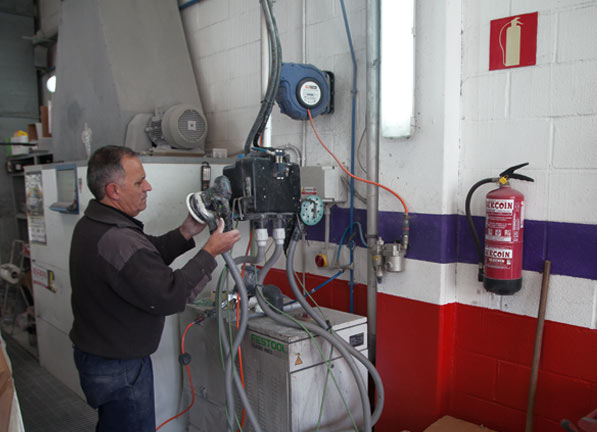 Extintores para empresas