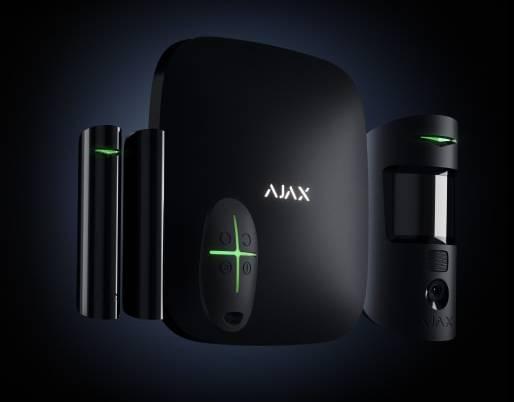 Sercoin Ajax Alarmas